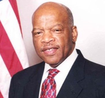 Remembering John Lewis's early, lonely support for same-sex marriage
