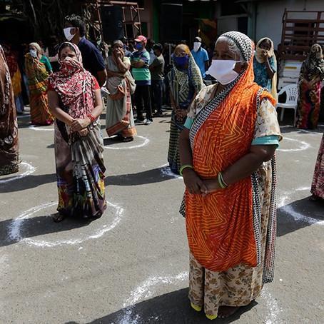 Berkurung Dengan Si Kaki Dera: Laporan Keganasan Rumah Tangga di India Meningkat