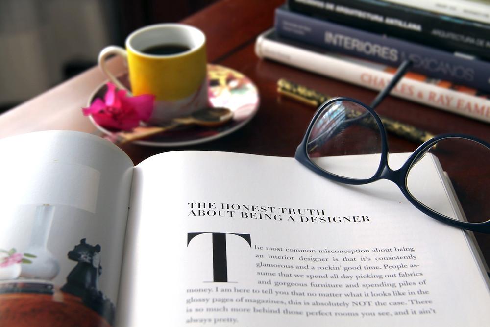 """Extracto del libro """"Elements of Style"""" de Erin Gates"""