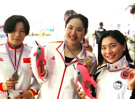 【銅メダル獲得!】W杯プーケット大会