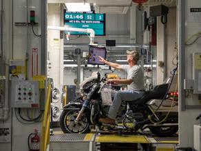 Tipo de passeios nas fábricas da Harley-Davidson