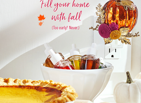 Best of: Bath & Body Works® Autumn Collection 2018