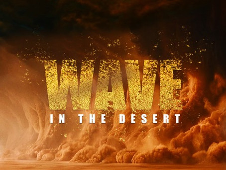 "[MUSIC] ASECARD -""WAVE IN THE DESERT"" 