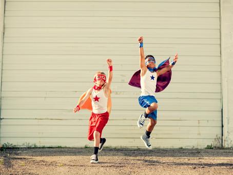 El poder de la infancia.