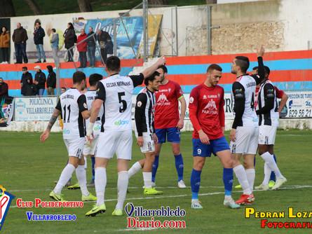 Pedran Lozano nos deja todas las imágenes del CP Villarrobledo 1 CD Badajoz 3