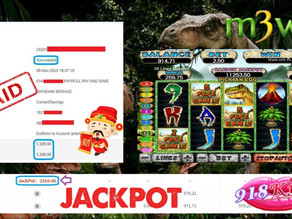 T-REX slot game tips to win RM3300 in 918kiss