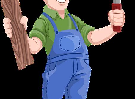 """""""Ο από μηχανής ξυλουργός"""" της Αγνής Ζησίδου"""