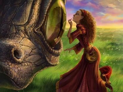Дневник дракона. Часть II: Незваный гость хуже татарина