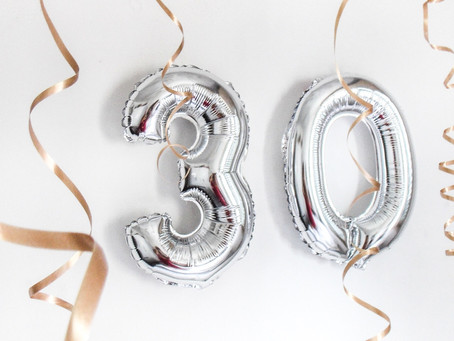 Being 30