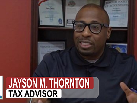 Celebrity Tax Advisor Jayson Thornton Wins Near $1 Million IRS Appeal Case