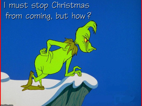 How The Grinch, I Mean School Principal, Stole Christmas