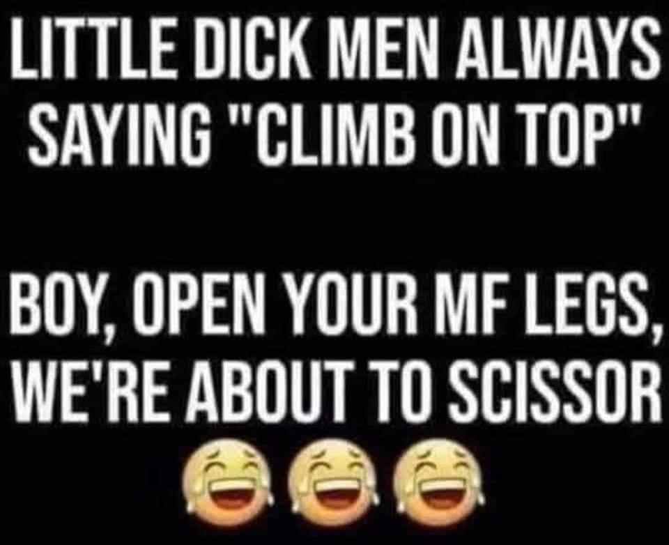 Funny Little Dick Meme