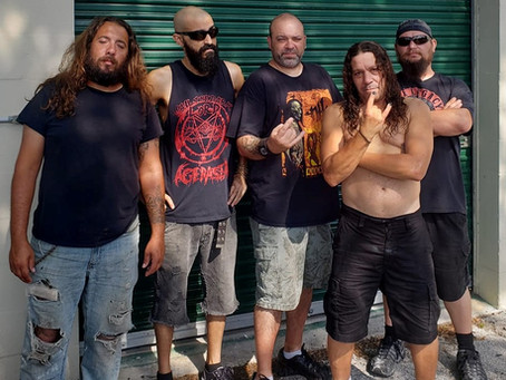 Interview with Tony Pettry of Shattered