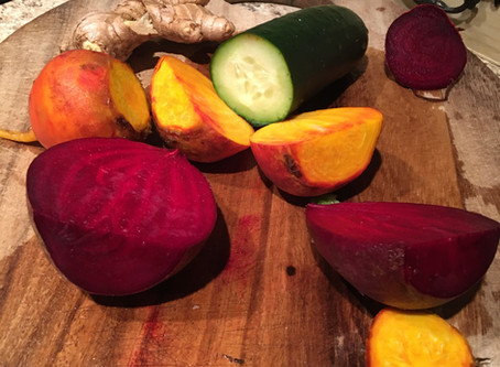 Juicing Fast: Day Eight Updates 1-13-2020