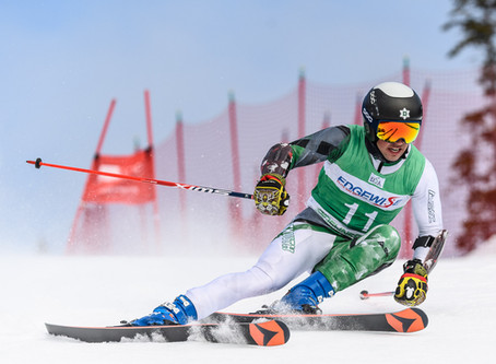 Miller and Wattenmaker are the EISA alpine racers of the week