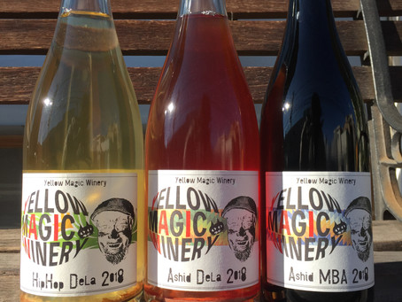 Yellow Magic Winery 1st Vintage