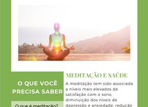 Meditação e estresse: O que você precisa saber