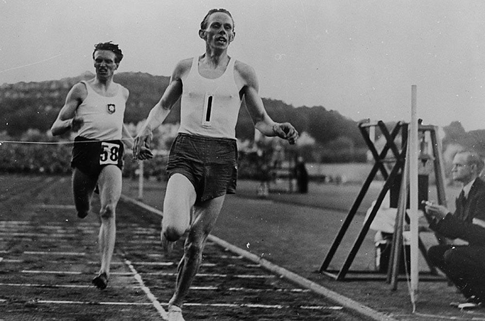 #gunderhägg #idrottsikon #idrottshistoria #frontlöparen #björnlundberg