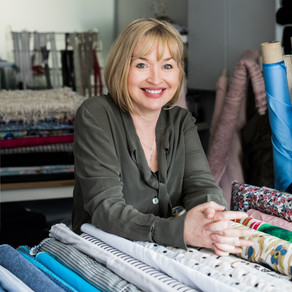 Stay at Home and Sew with Ann Flavin from Texture