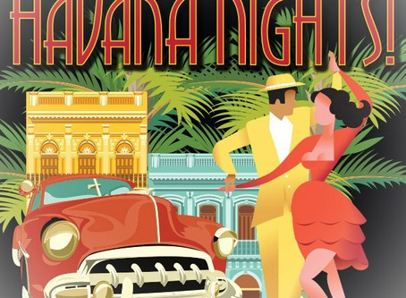 Havana Nights Sponsorship