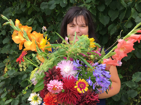 Watering, Flower Arranging and Meadow Sowing