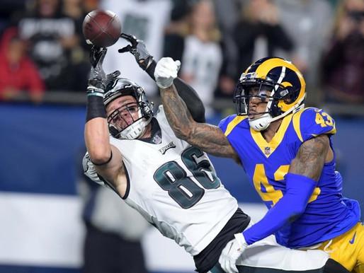 Week 2 Key Matchups: Rams-Eagles