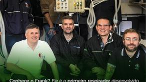 Ventilador Pulmonar: Frank