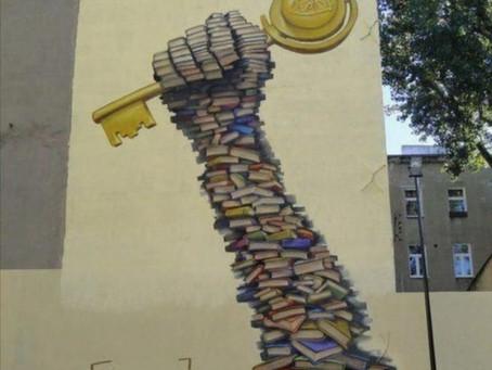 Knowledge is key to wisdom