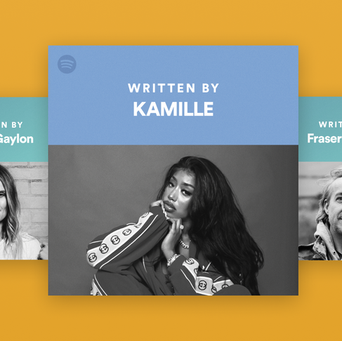 Request Your Free Spotify Songwriters Page