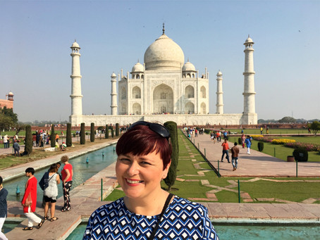 Tips visiting the Taj Mahal