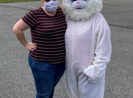 Jaycees Bring Easter Egg Hunt in a Virtual Way