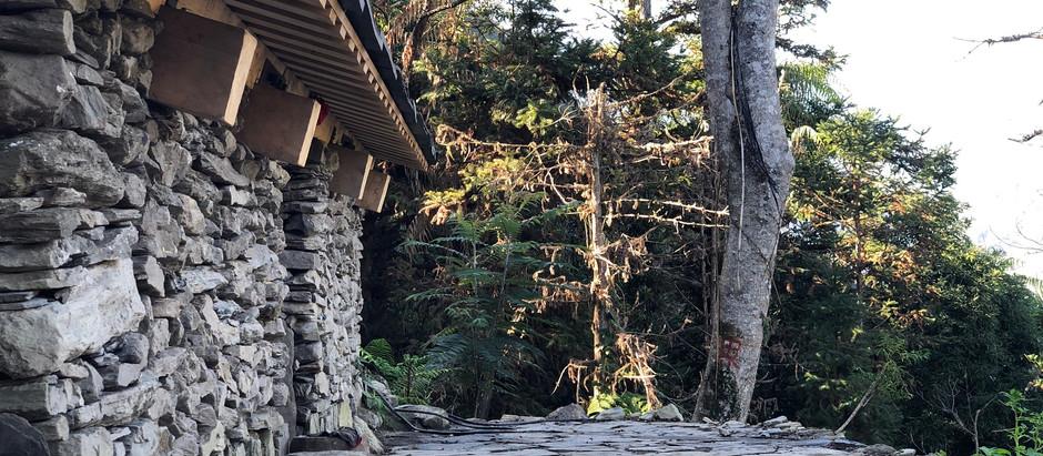 在祖居地的部落,看見石板屋Experience a Traditional Bunun Slate House
