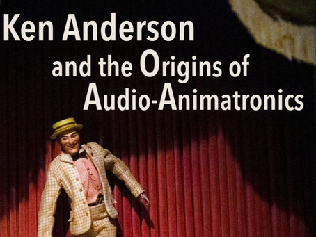 DHI Podcast: Ken Anderson and the Origins of Audio-Animatronics - Pt. 1