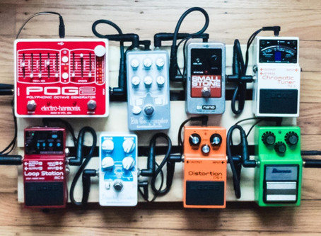 Dialing in Guitar Tone - Part 2: Overdrive and Distortion Pedals