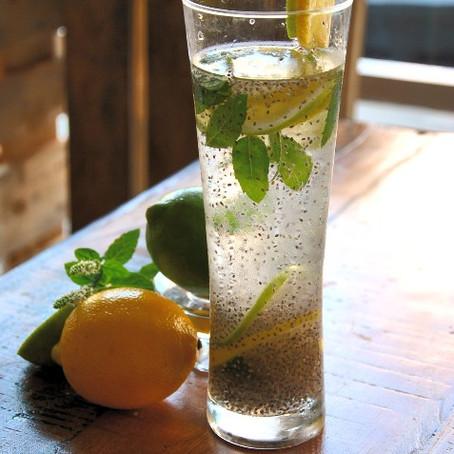 Chia Fresca Limonade