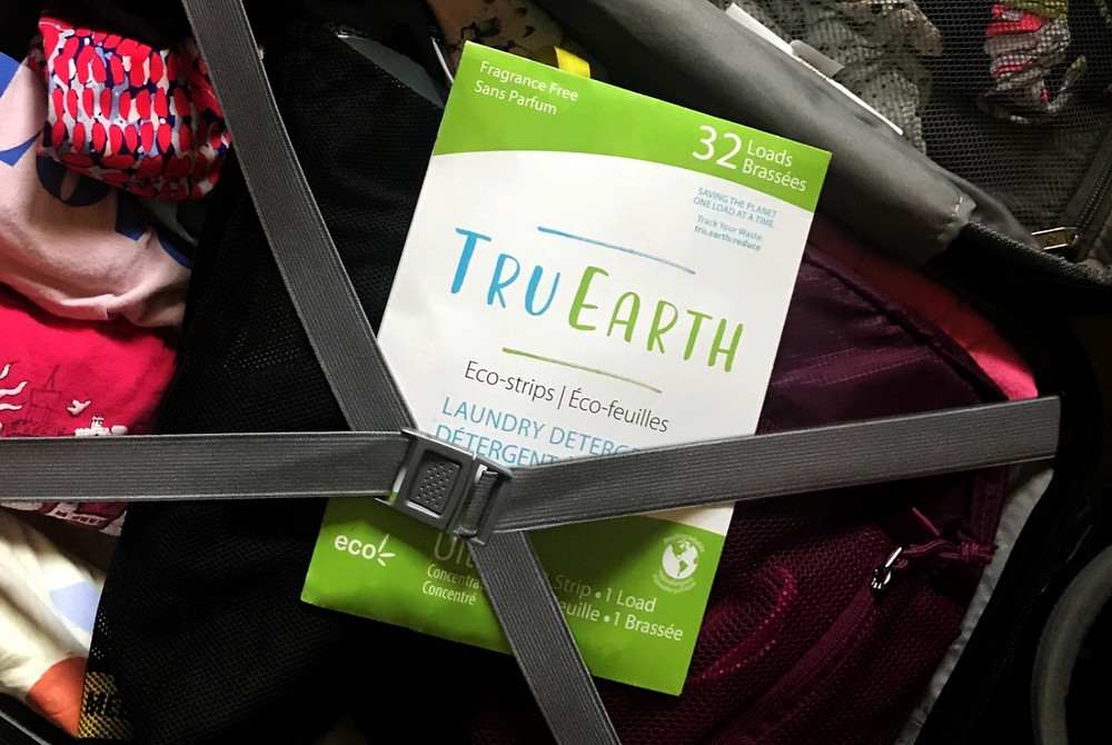 Tru Earth, eco-Friendly, compact laundry detergent