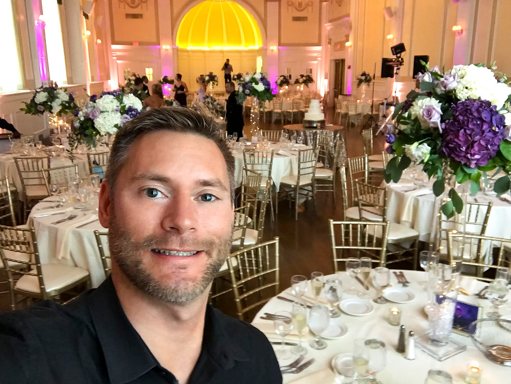 Dan Oshier Productions Wedding Videography, Hotel LaFayette in Buffalo, NY