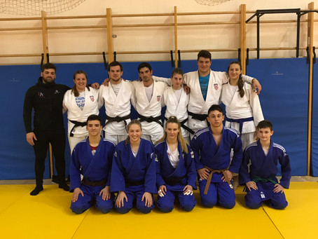 Development of youth judo athletes