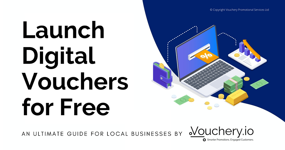 Launch digital vouchers for free - an ultimate guide for local businesses
