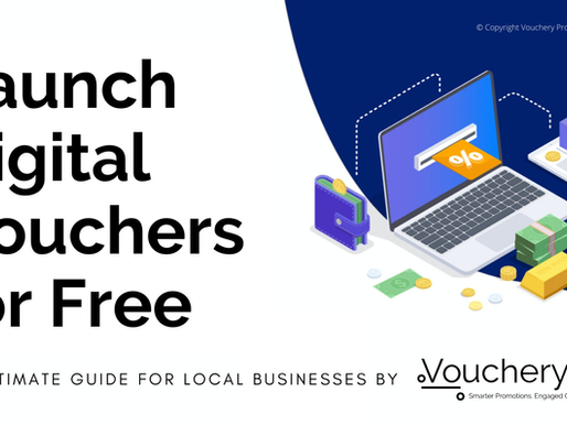 Guide For Local Businesses to Launch Digital Vouchers For Free