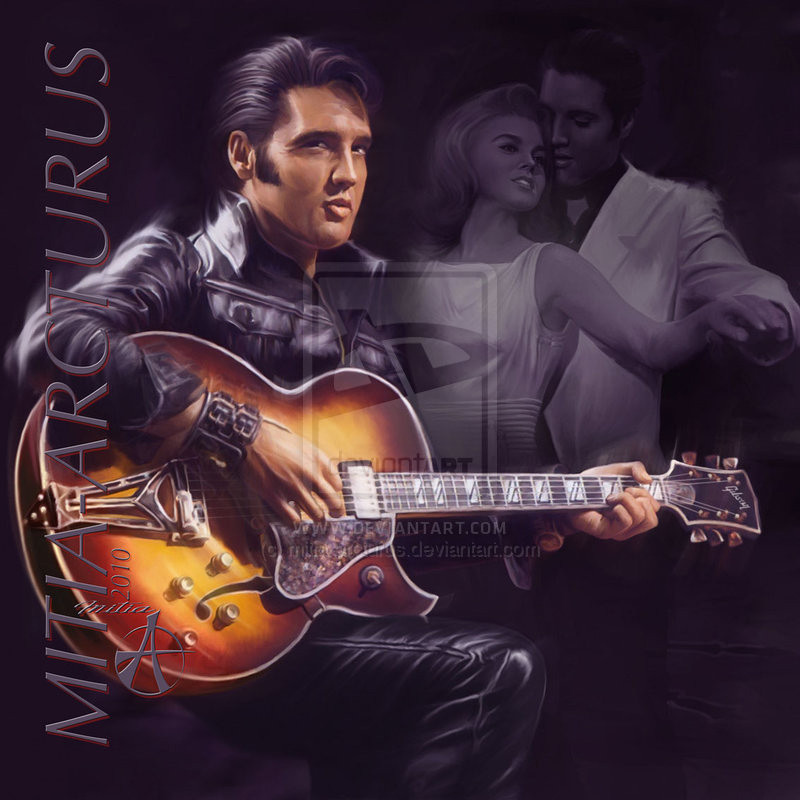 Elvis_Only_You_by_mitia_arcturus