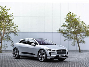 Jaguar opens bookings for the I-PACE