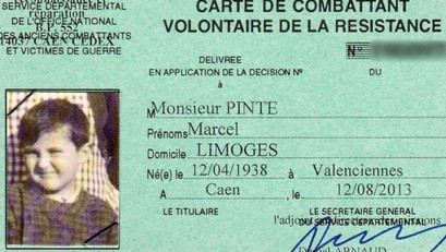 Mémoire - Marcel, 5 ans, agent de liaison au service de la résistance
