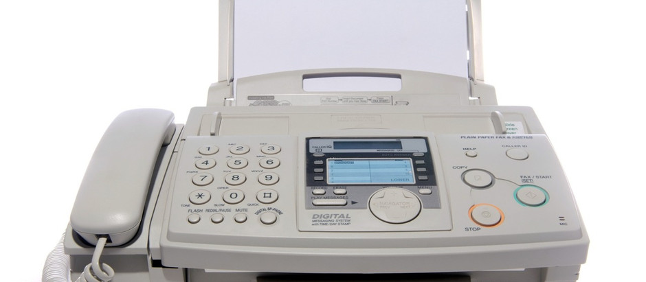 Can Healthcare Seriously Go From Fax Machines to Digital Therapeutics?