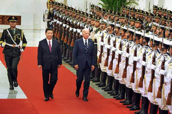 Biden and China: How Biden will confront China