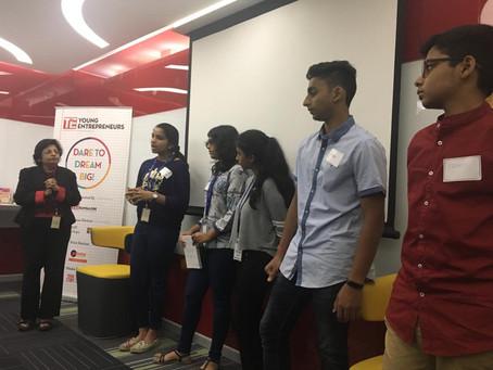 TYE Bangalore - Launch