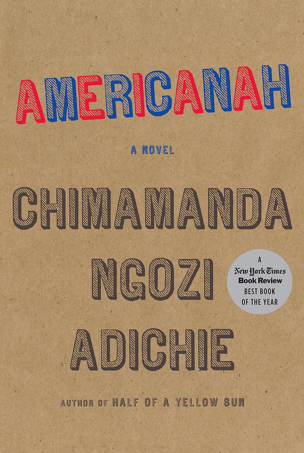Americanah by Chimamanda Ngozi Adichie : the book slut book reviews thebookslut