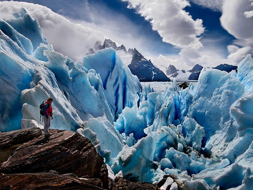 Национальный парк Лос-Гласьярес - Parque Nacional Los Glaciares