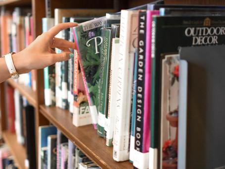Grab A Book...