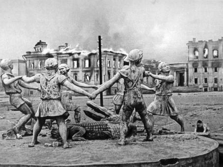 Американцы о Сталинградской битве